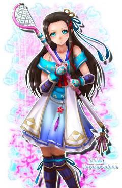 Lady Hayakawa