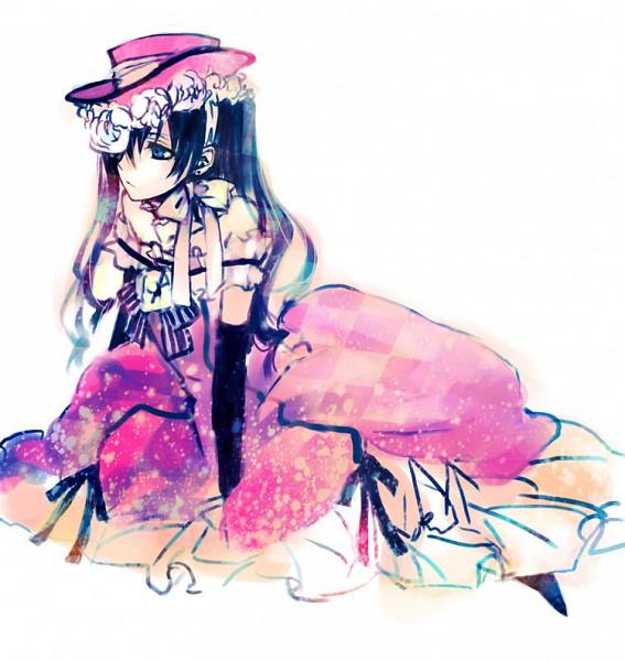 Tags: Anime, Mg (Pixiv4935063), Kuroshitsuji, Lady Phantomhive, Pink Dress, Aristocrat