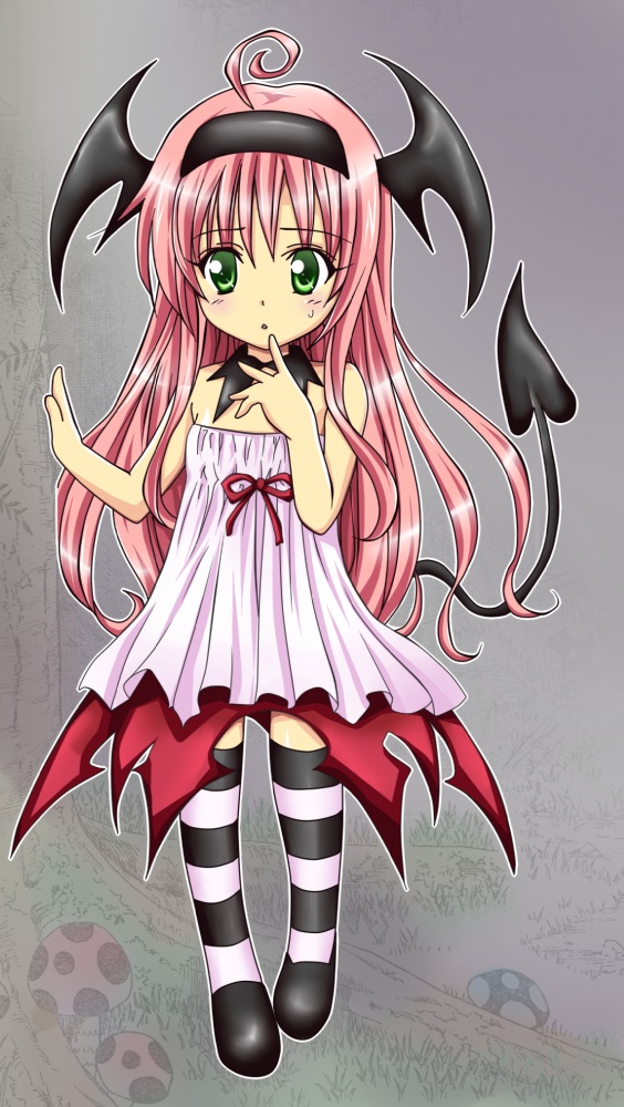 Tags: Anime, To LOVE-Ru, Lala Satalin Deviluke