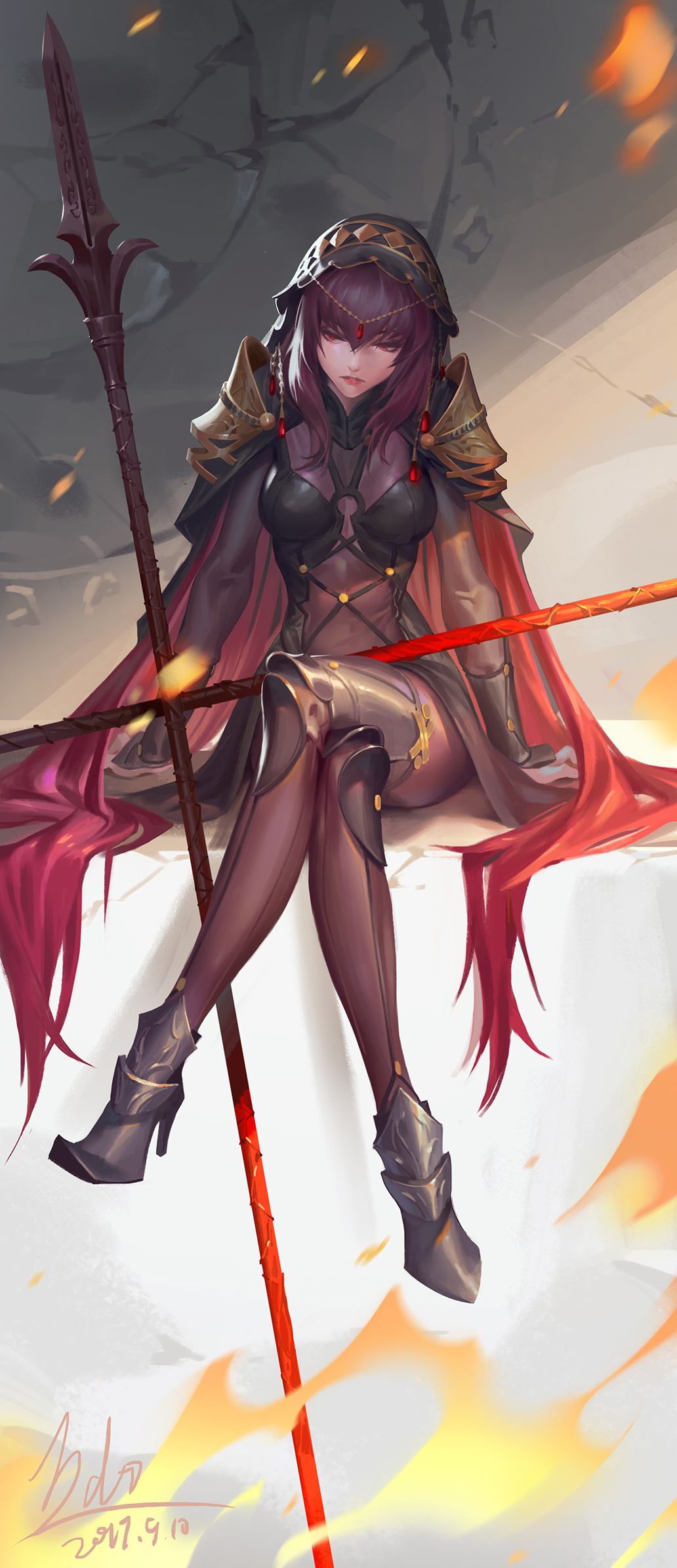 Lancer (Fate/Grand Order) - Zerochan Anime Image Board