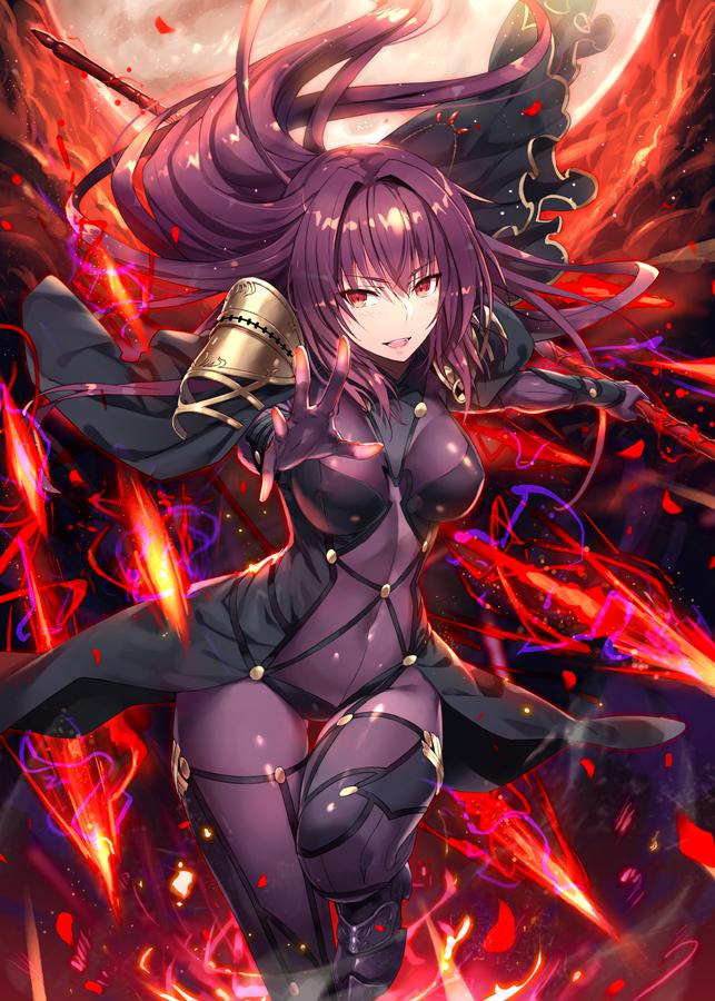 Tags: Anime, Gabiran, Fate/Grand Order, Lancer (Fate/Grand Order)