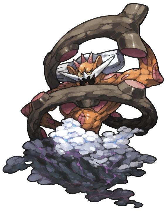 Tags: Anime, Pearlsaurus, Pokémon, Landorus, Legendary Pokémon, Pixiv, Fanart From Pixiv, Fanart
