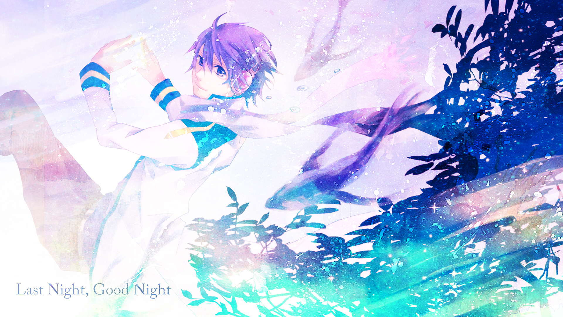 Good Anime night wallpaper pictures