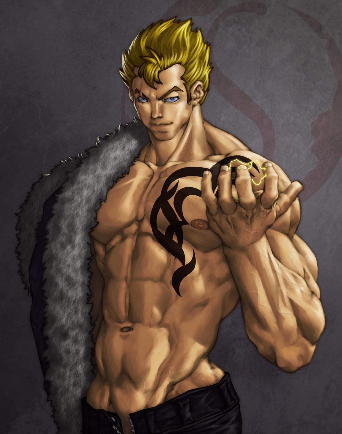 Laxus Dreyar - FAIRY TAIL | page 3 of 3 - Zerochan Anime ...