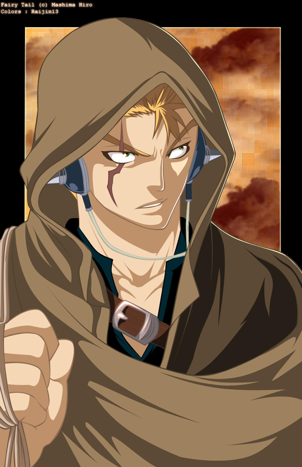 Laxus Dreyar - FAIRY TAIL - Zerochan Anime Image Board