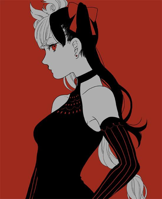 Tags: Anime, Chiyo (Pixiv53622), Layla (Sound Horizon), Seisen no Iberia, Sound Horizon