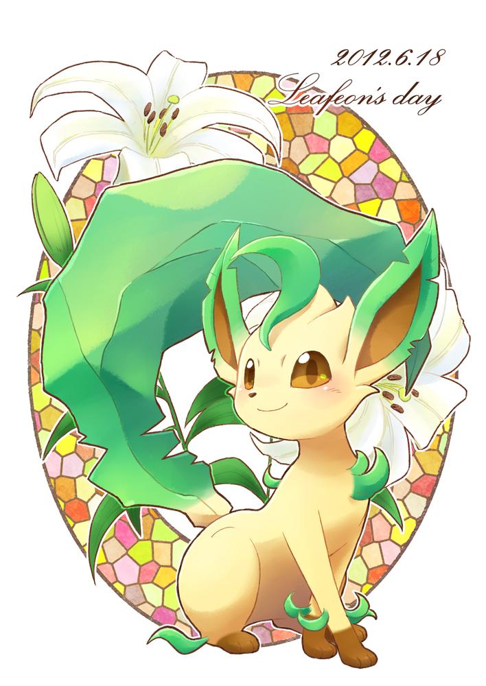 Leafeon Pok 233 Mon Mobile Wallpaper 1167724 Zerochan Anime Image Board