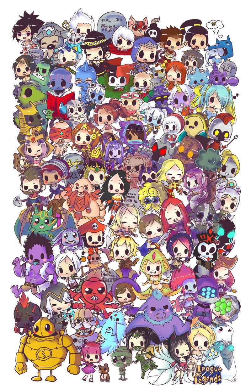 Cassiopeia League Of Legends Zerochan Anime Image Board