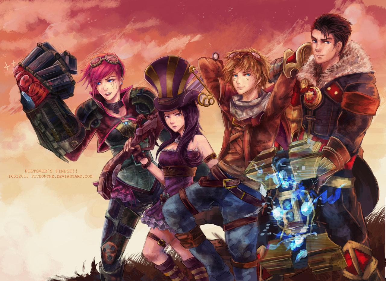 Jayce League Of Legends Images