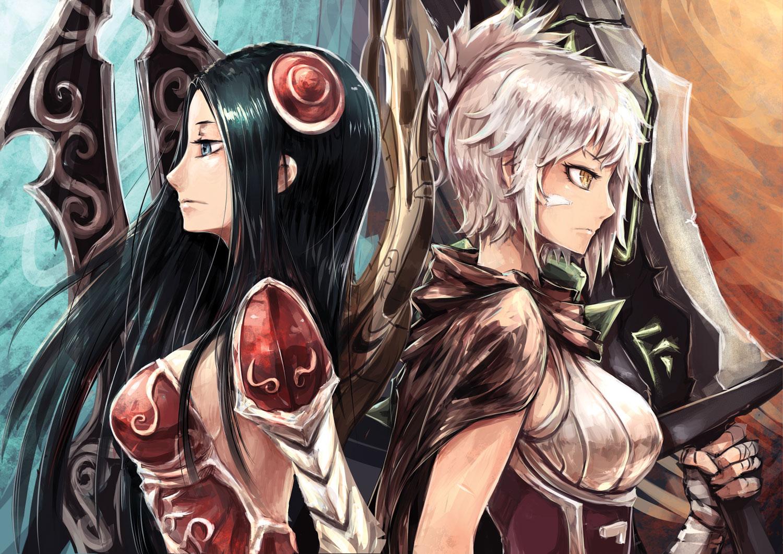 League Of Legends Wallpaper 1629399 Zerochan Anime Image Board