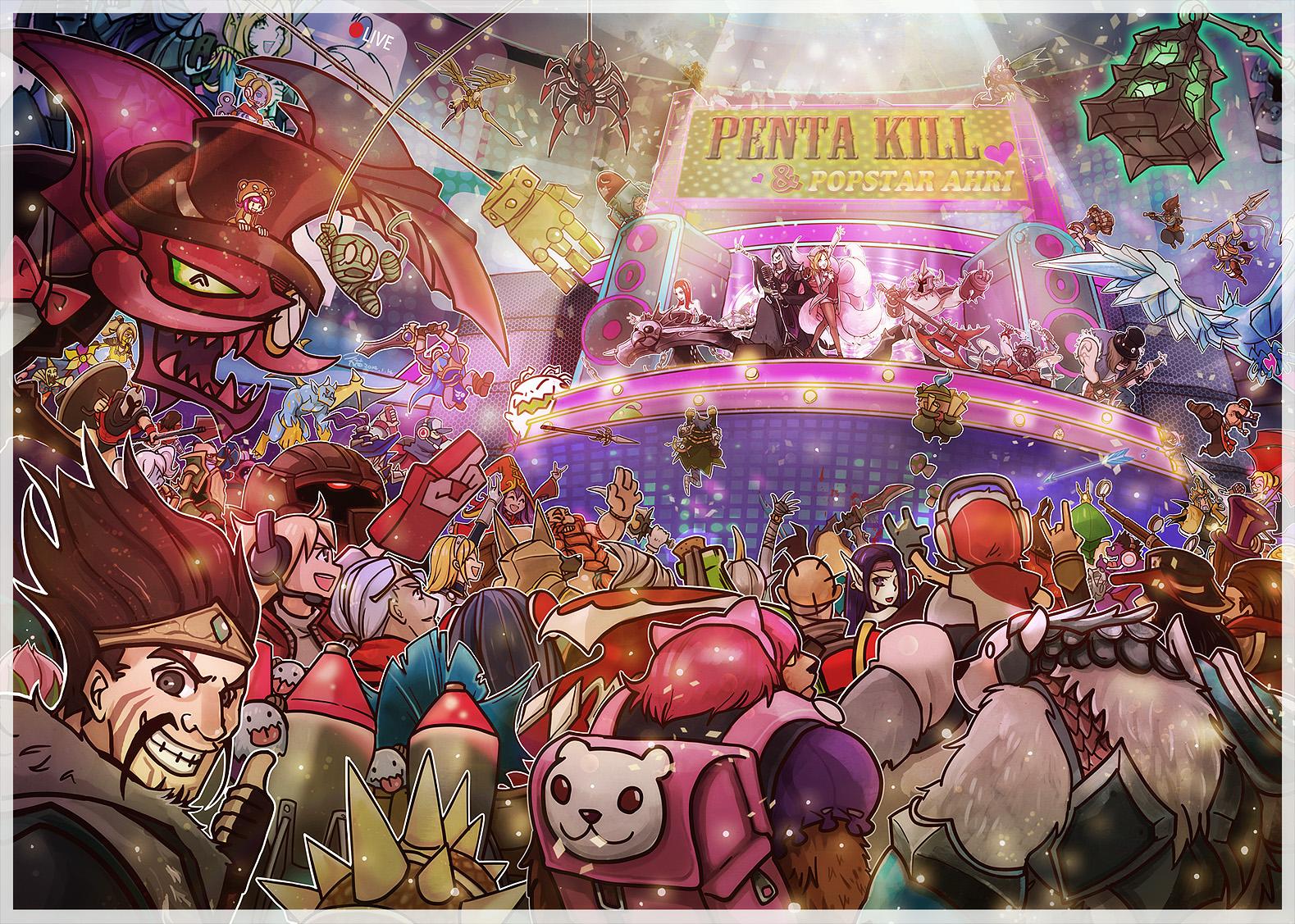 League of Legends - Zerochan Anime Image Board  League of Legen...