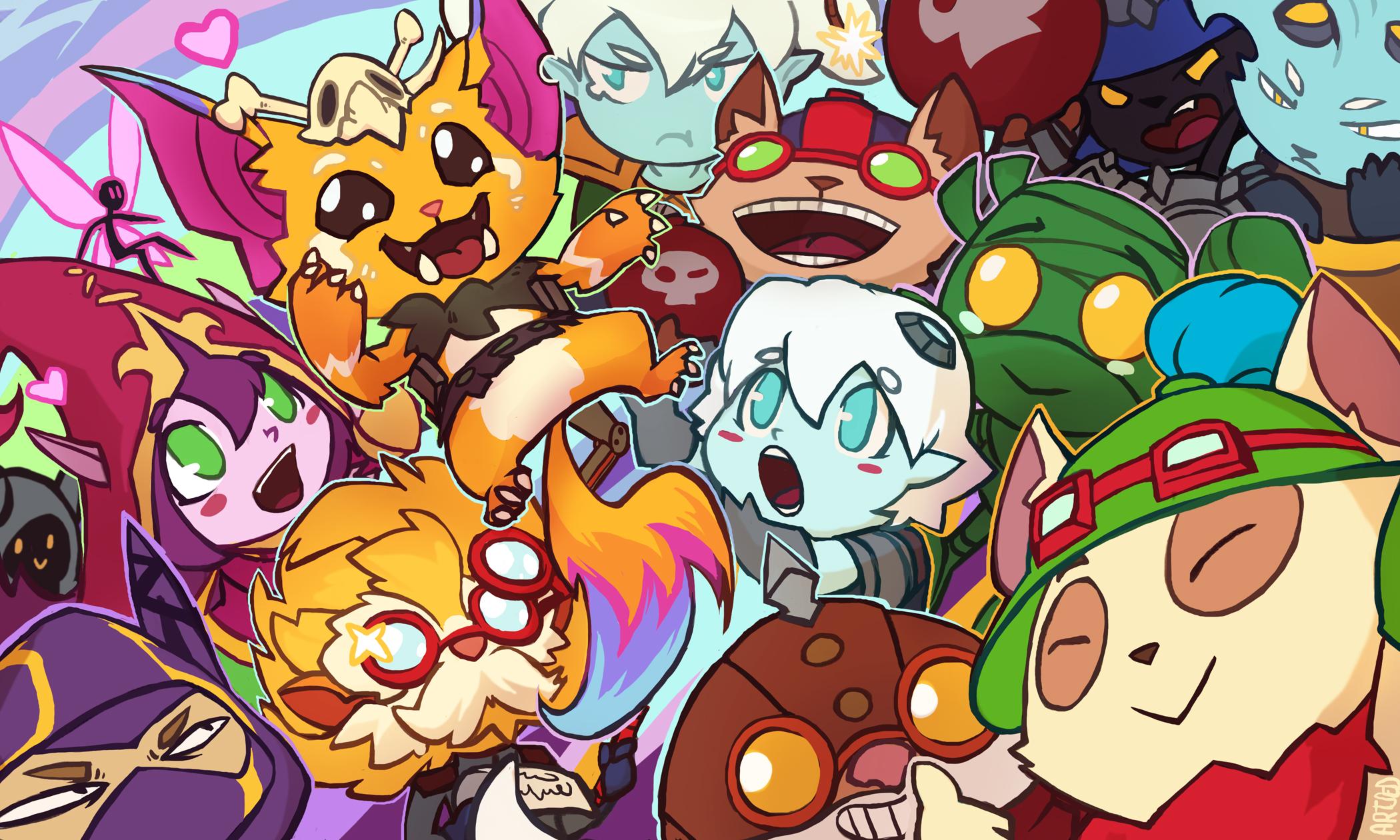League Of Legends Wallpaper Page 2 Zerochan Anime Image Board