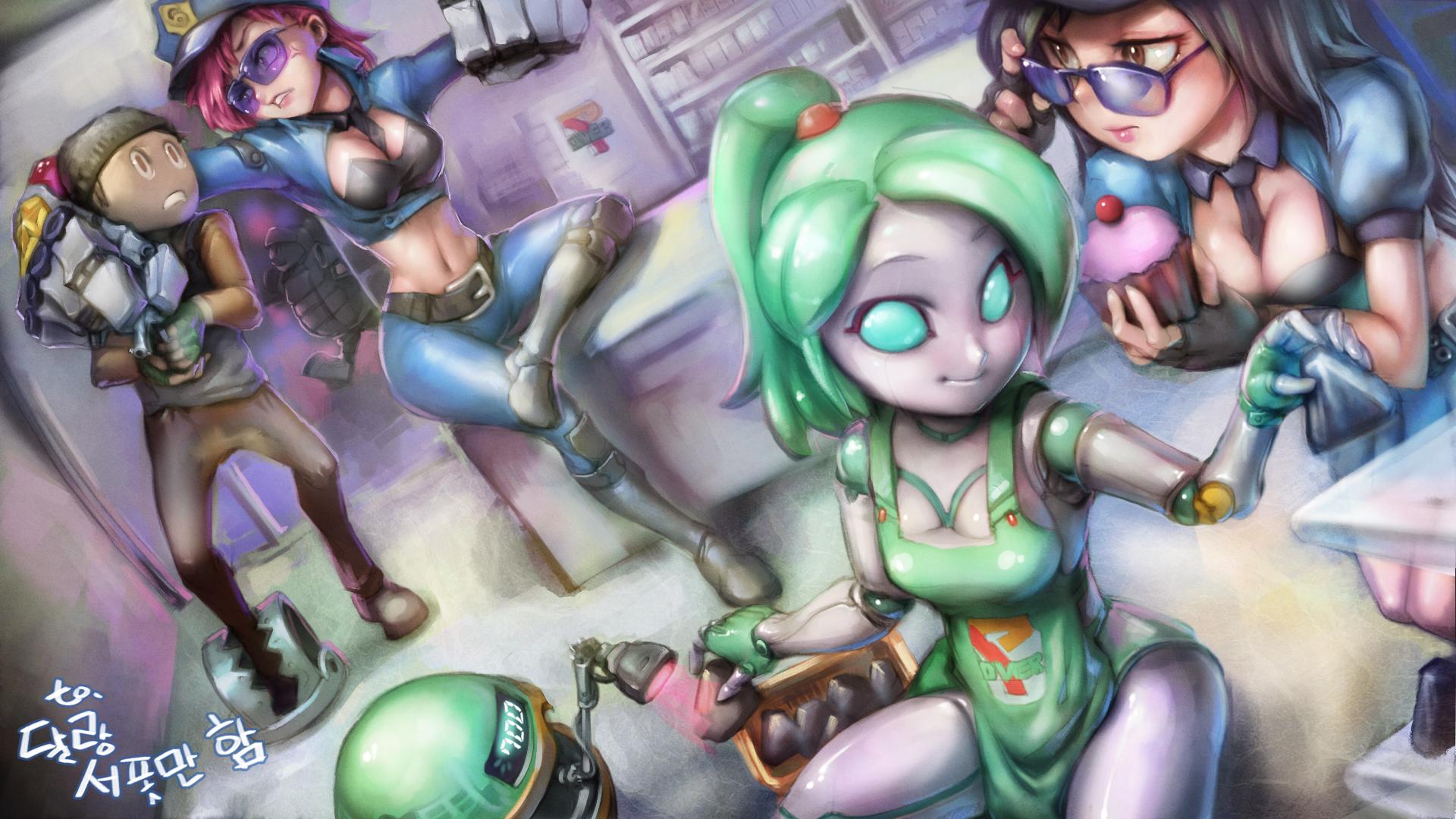 League Of Legends Wallpaper 1764861 Zerochan Anime Image Board