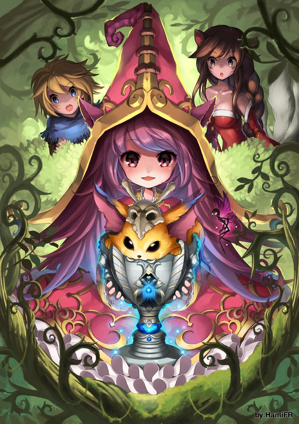 Gnar (League of Legends), Fanart - Zerochan Anime Image Board