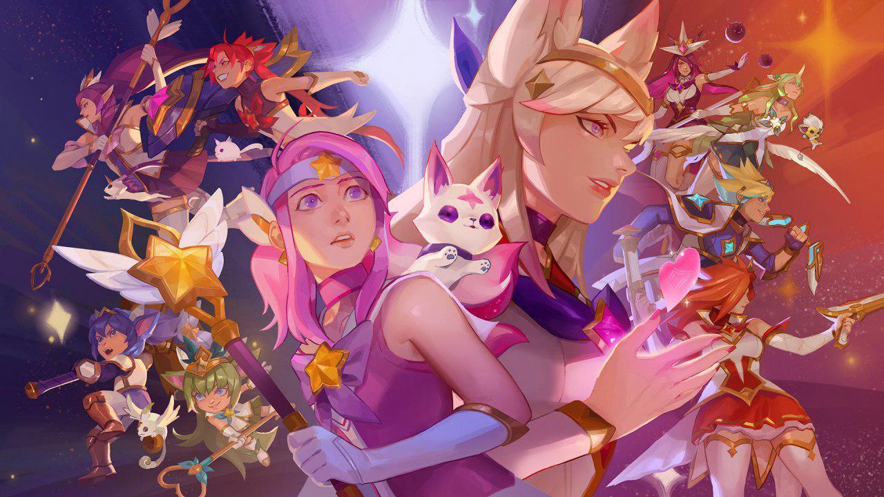 League Of Legends Wallpaper 2166866 Zerochan Anime Image Board