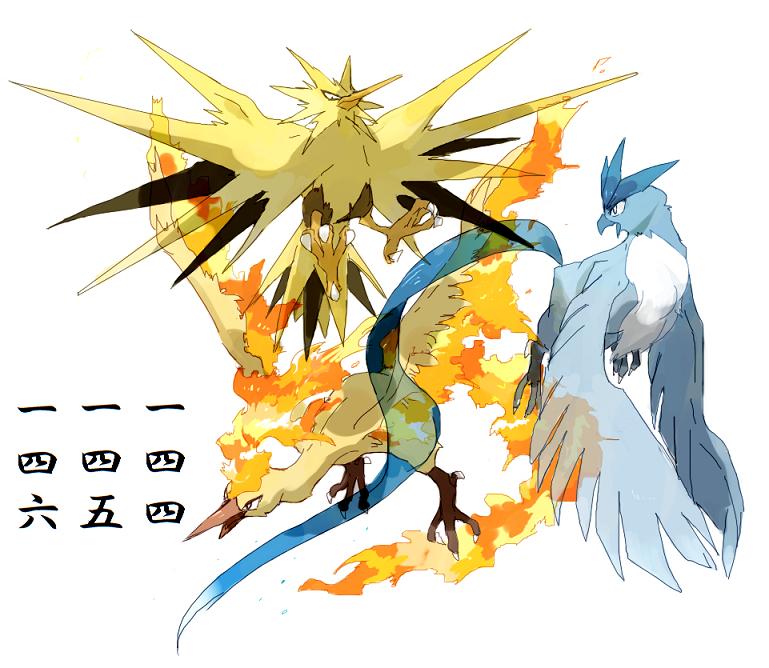 legendary birds1778011 zerochan