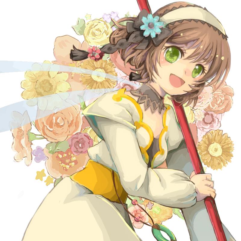 Tags: Anime, Koma Tori, Tales of Xillia, Leia Roland, Detached Collar ...