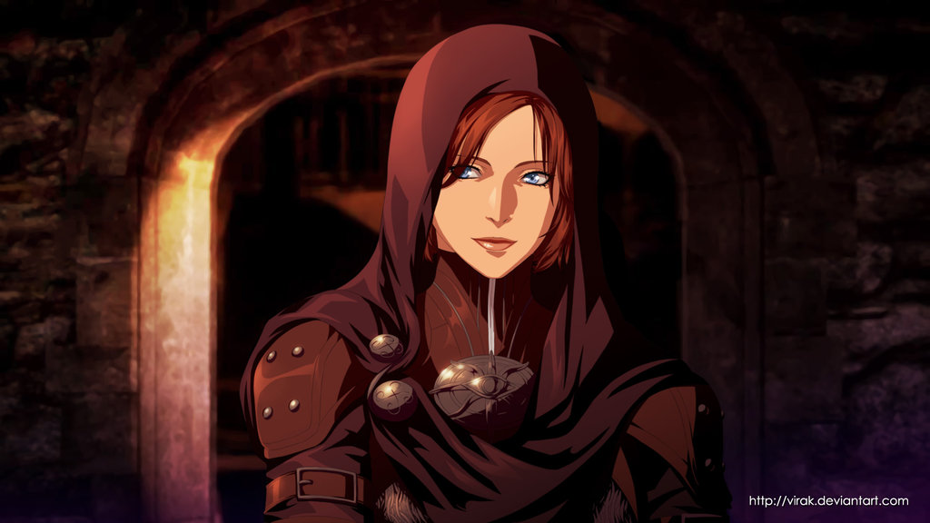 Leliana Dragon Age Dragon Age Origins Wallpaper 1838828 Zerochan Anime Image Board