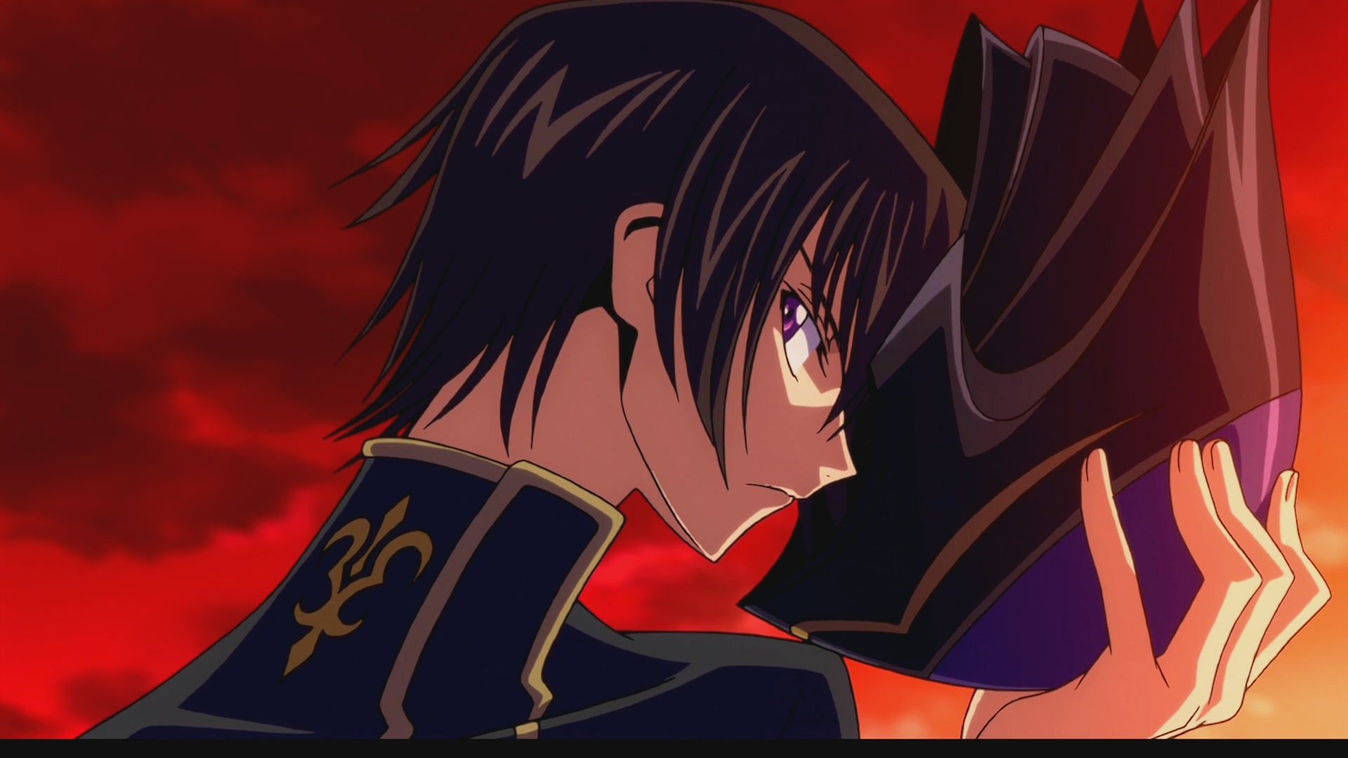 Lelouch Lamperouge Hd Wallpaper Zerochan Anime Image Board