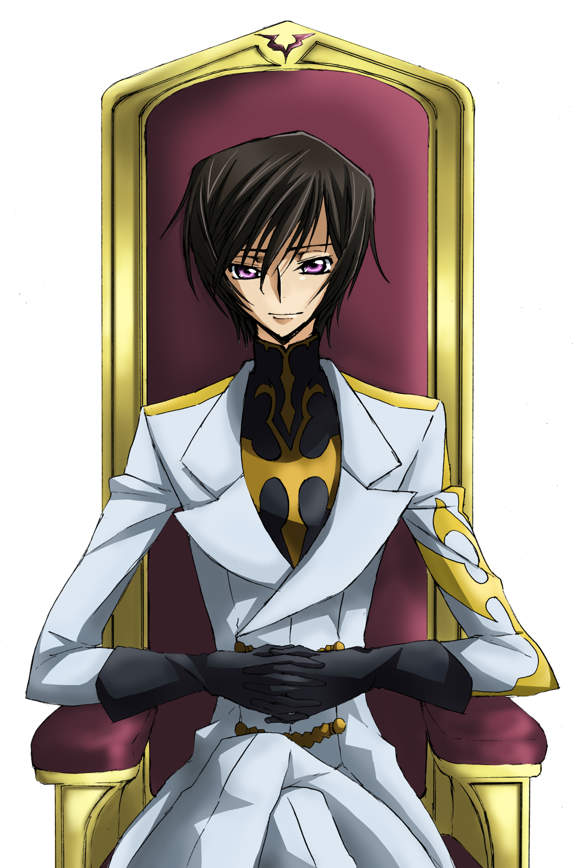 Lelouch Lamperouge - CODE GEASS: Hangyaku no Lelouch ...