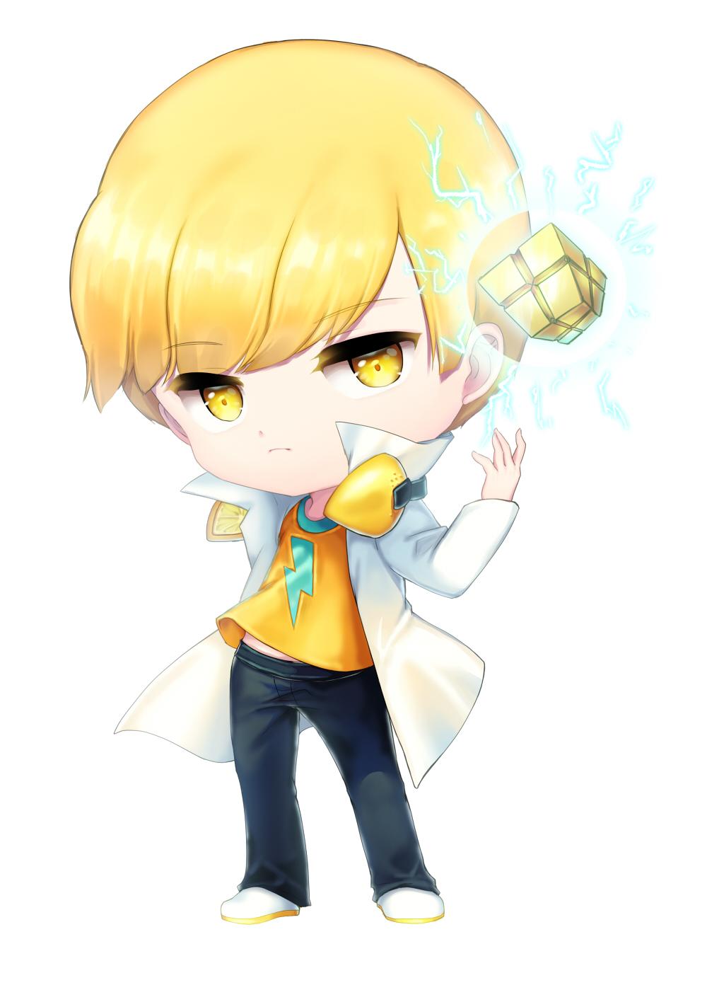 Lemon Cookie Cookie Run Zerochan Anime Image Board