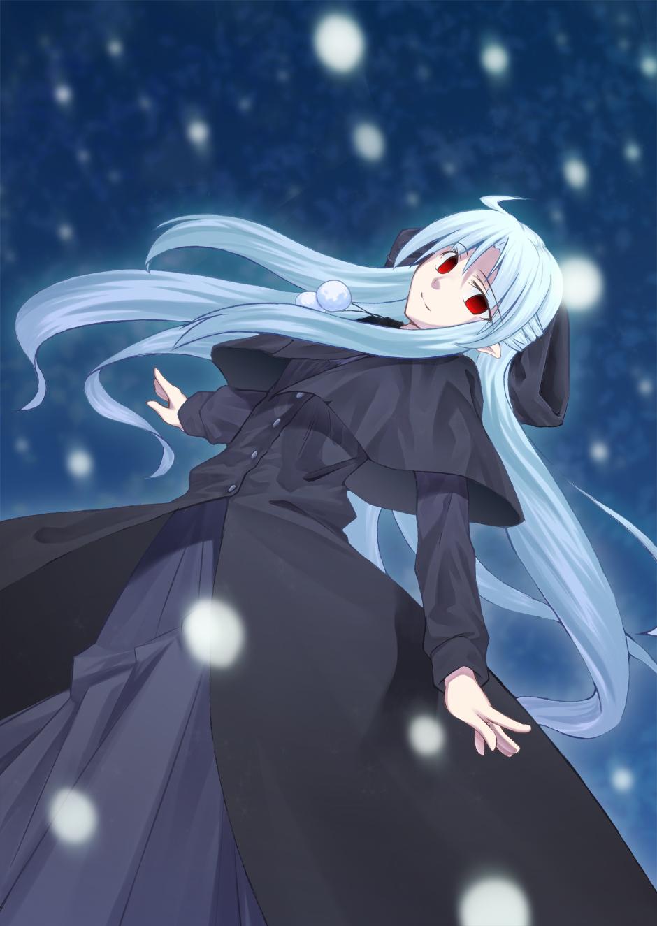 tsukihime  lunar legend moon princess   type-moon