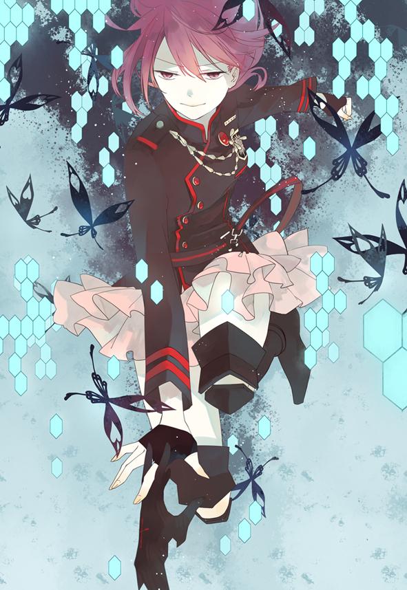 Lenalee Lee D Gray Man Mobile Wallpaper 1597859 Zerochan Anime Image Board