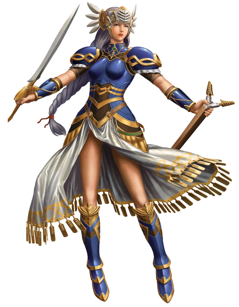 Lenneth (Valkyrie Profile) - Zerochan Anime Image Board