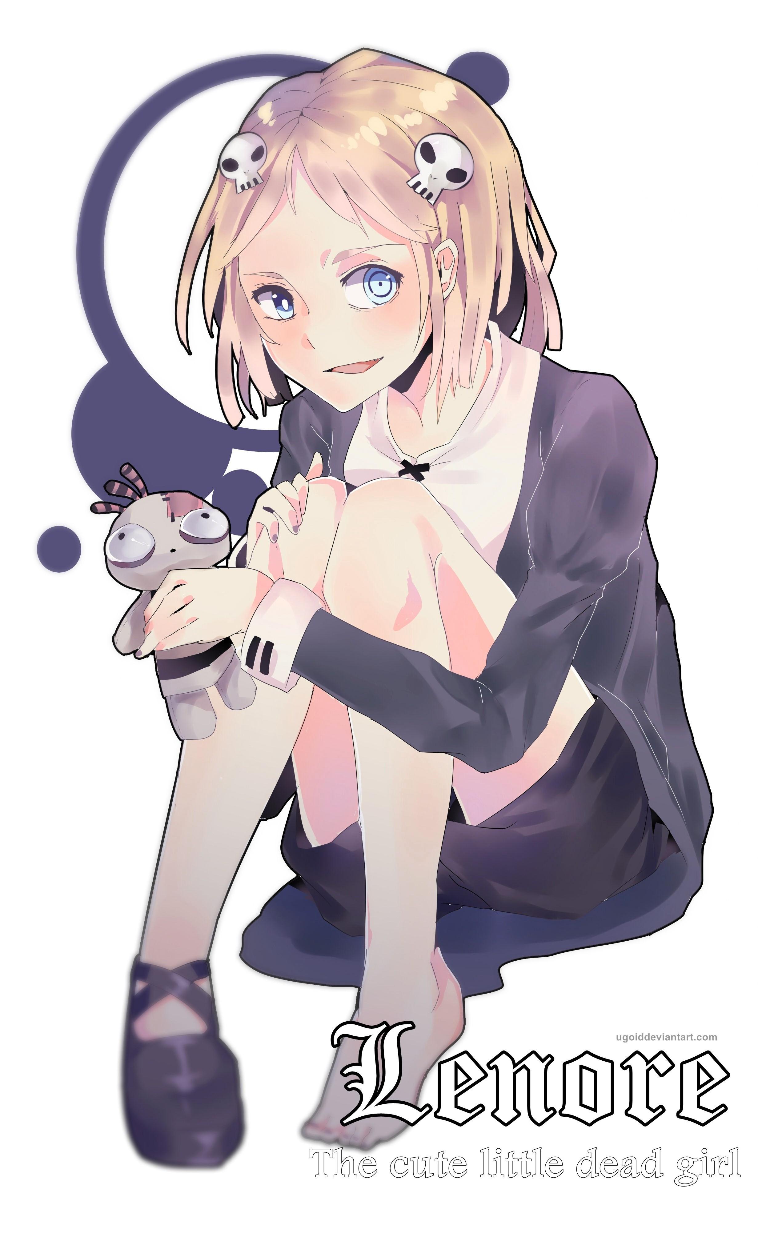 Lenore The Cute Little Dead Girl Mobile Wallpaper 1703718