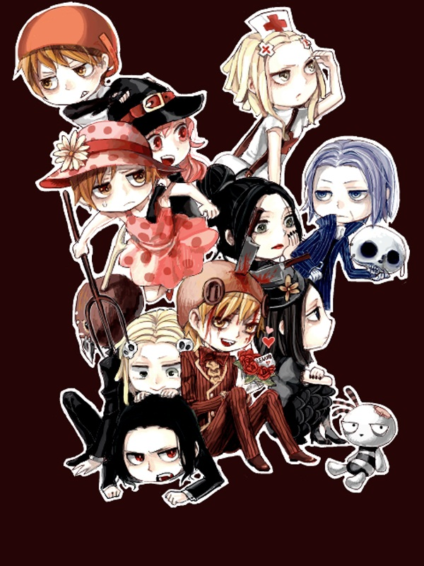Tags: Anime, Lenore: The Cute Little Dead Girl, Mr. Gosh, Felicia (Lenore), Ouchie Boo Boo, The Witch (Lenore), Malakai, Wicket Willowbean, Pooty Applewater, Ragamuffin, Spam Witch, Taxidermy, Lenore