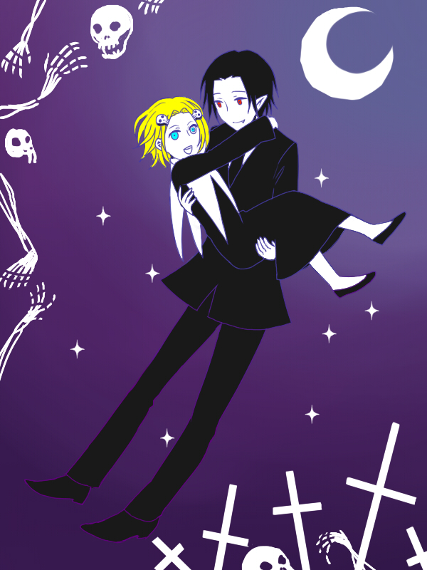 Tags: Anime, mairu, Lenore: The Cute Little Dead Girl, Lenore, Ragamuffin, Pixiv