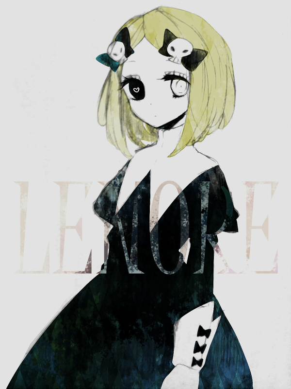 Tags: Anime, Shiduki Sayaka, Lenore: The Cute Little Dead Girl, Lenore