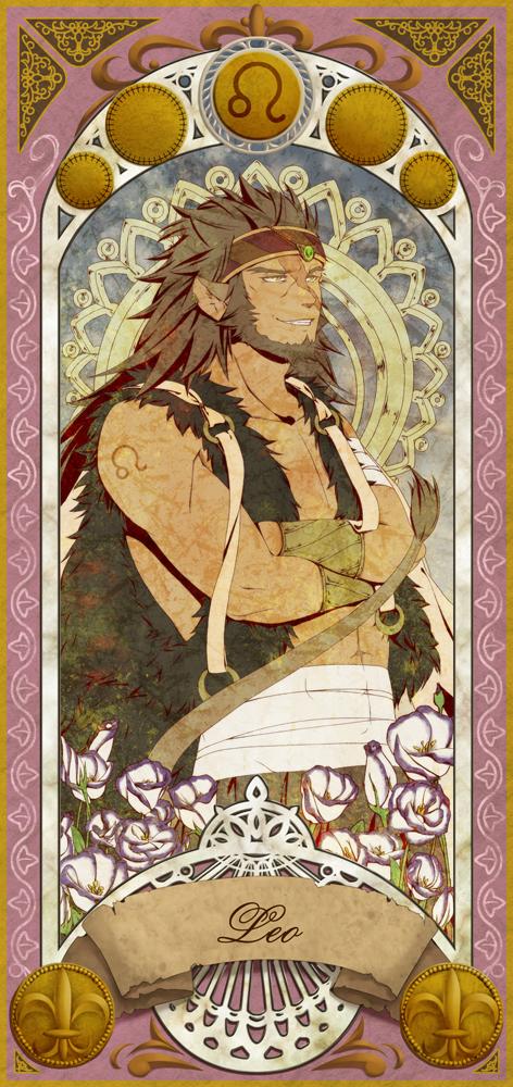 Anime Characters Leo Zodiac : Leo zodiac image zerochan anime board