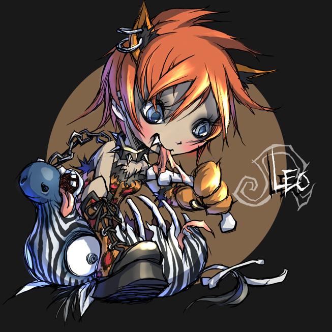 Anime Characters Leo Zodiac : Leo zodiac zerochan