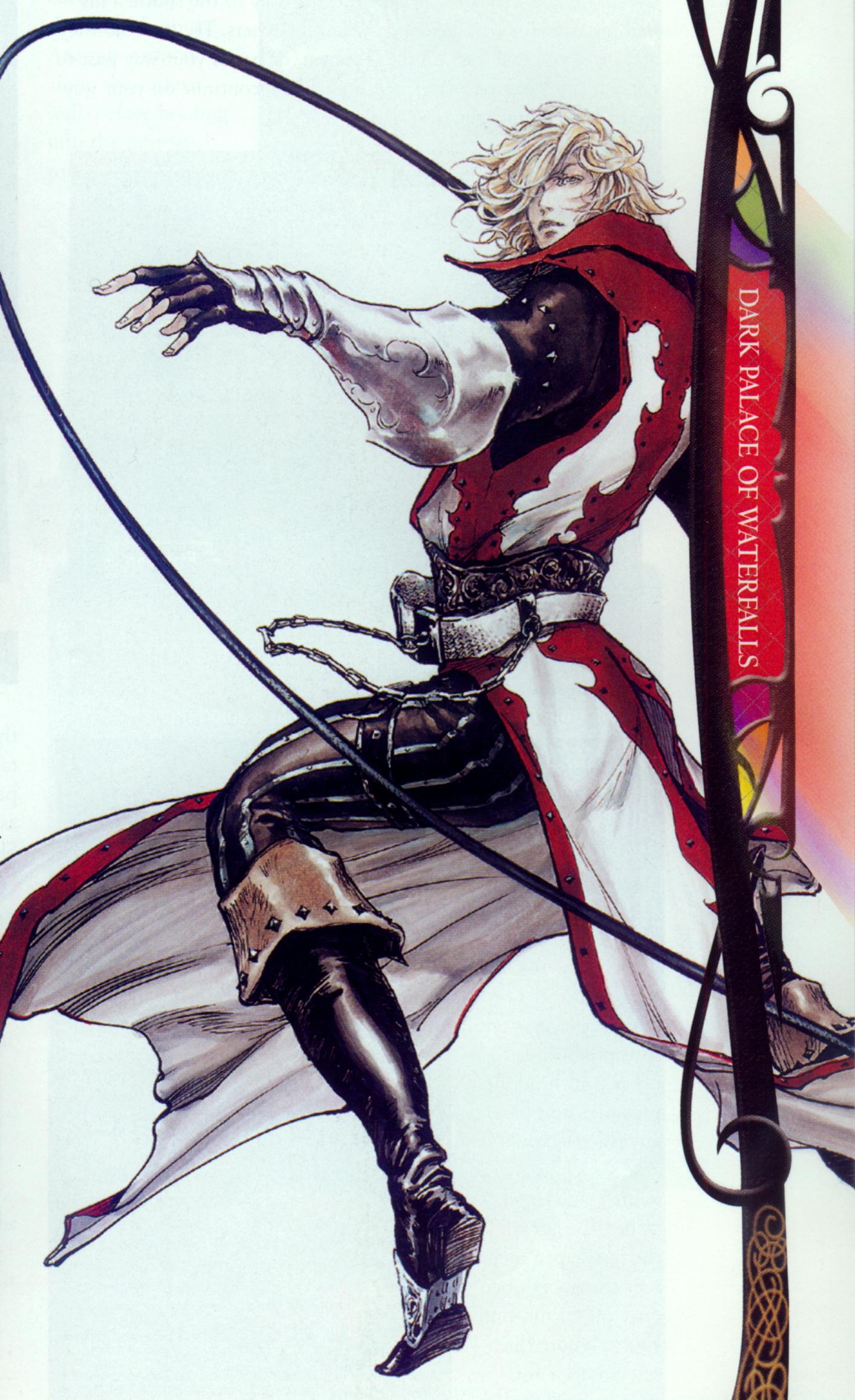 Leon Belmont Castlevania Lament Of Innocence Zerochan Anime