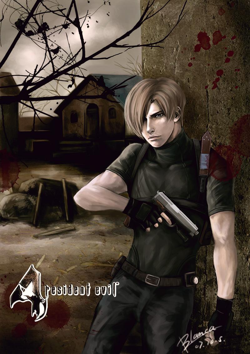 Leon Scott Kennedy Resident Evil 2 Image 1137193 Zerochan