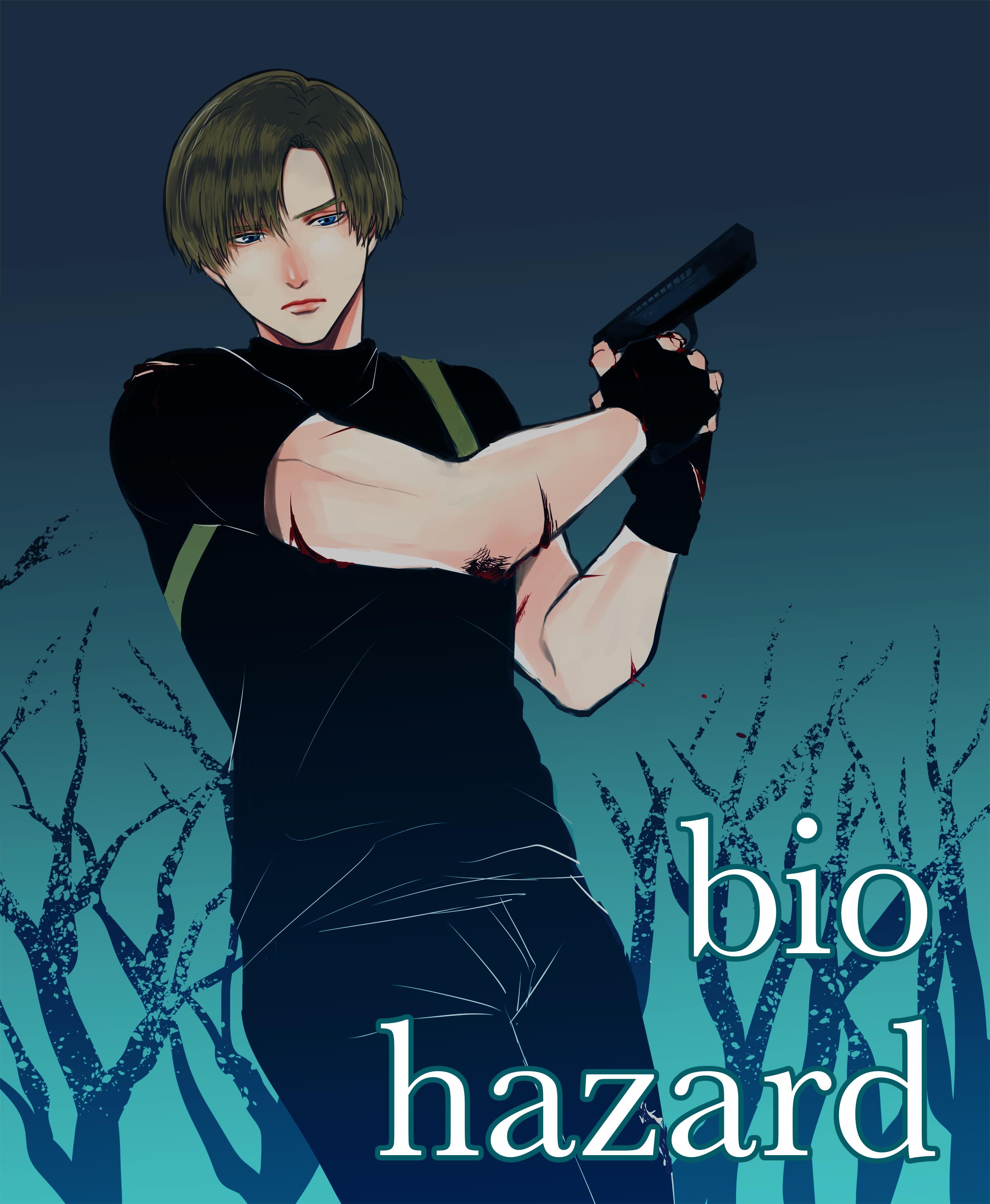 Resident Evil 4 Fanart Zerochan Anime Image Board