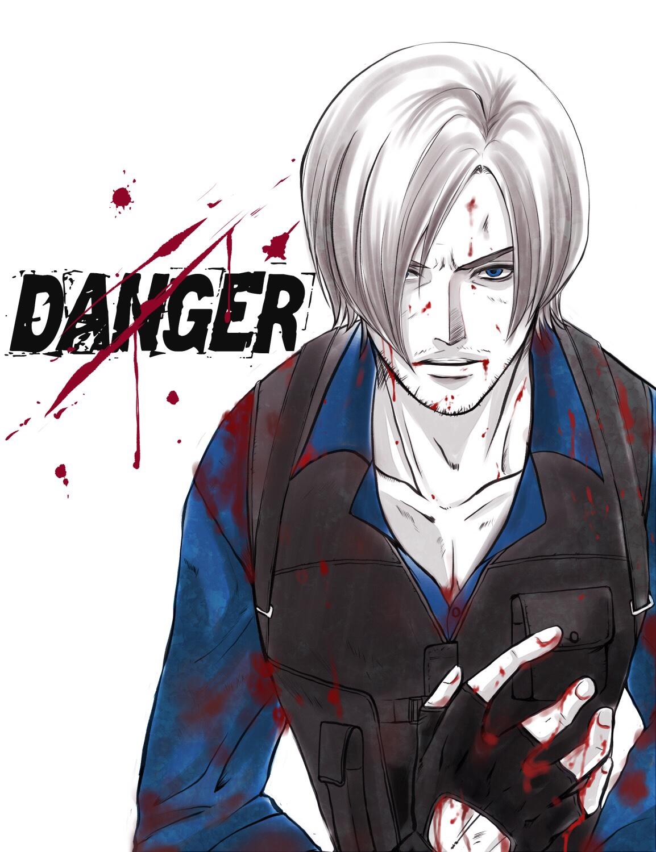Leon Scott Kennedy Resident Evil 2 Image 2227597 Zerochan Anime Image Board