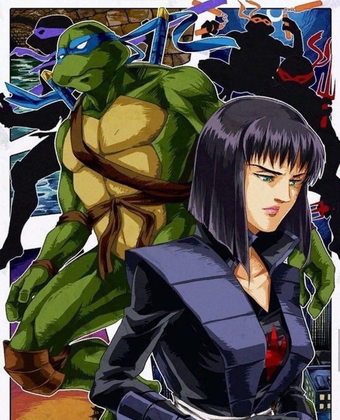 Leonardo Tmnt Teenage Mutant Ninja Turtles Image 2738473
