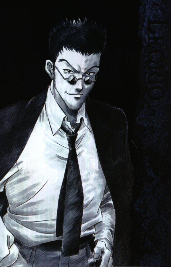 Tags: Anime, Hunter x Hunter, Leorio Paladiknight, Official Art