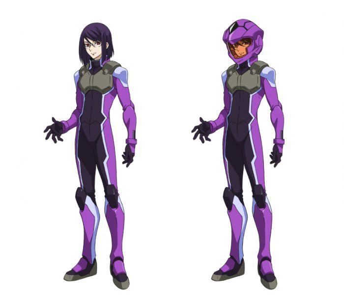 Letitia Erde - Mobile Suit Gundam 00 - Image #2305660 ...