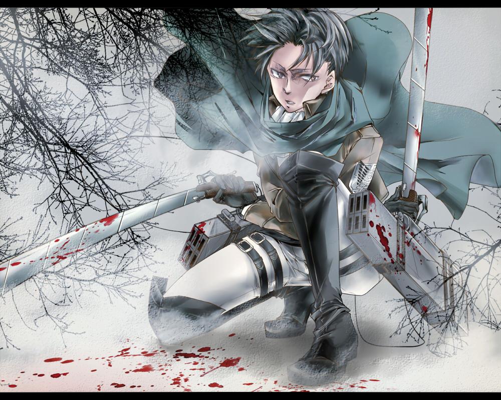 Vampire Levi X Reader Lemon – HD Wallpapers