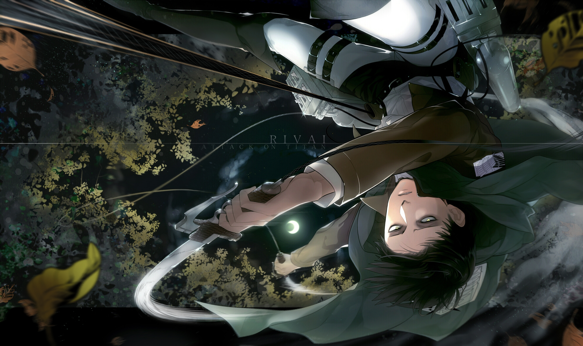 Levi Ackerman Attack On Titan Wallpaper 1486006 Zerochan