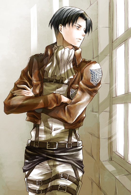 Levi Ackerman Attack On Titan Mobile Wallpaper 1538316 Zerochan Anime Image Board