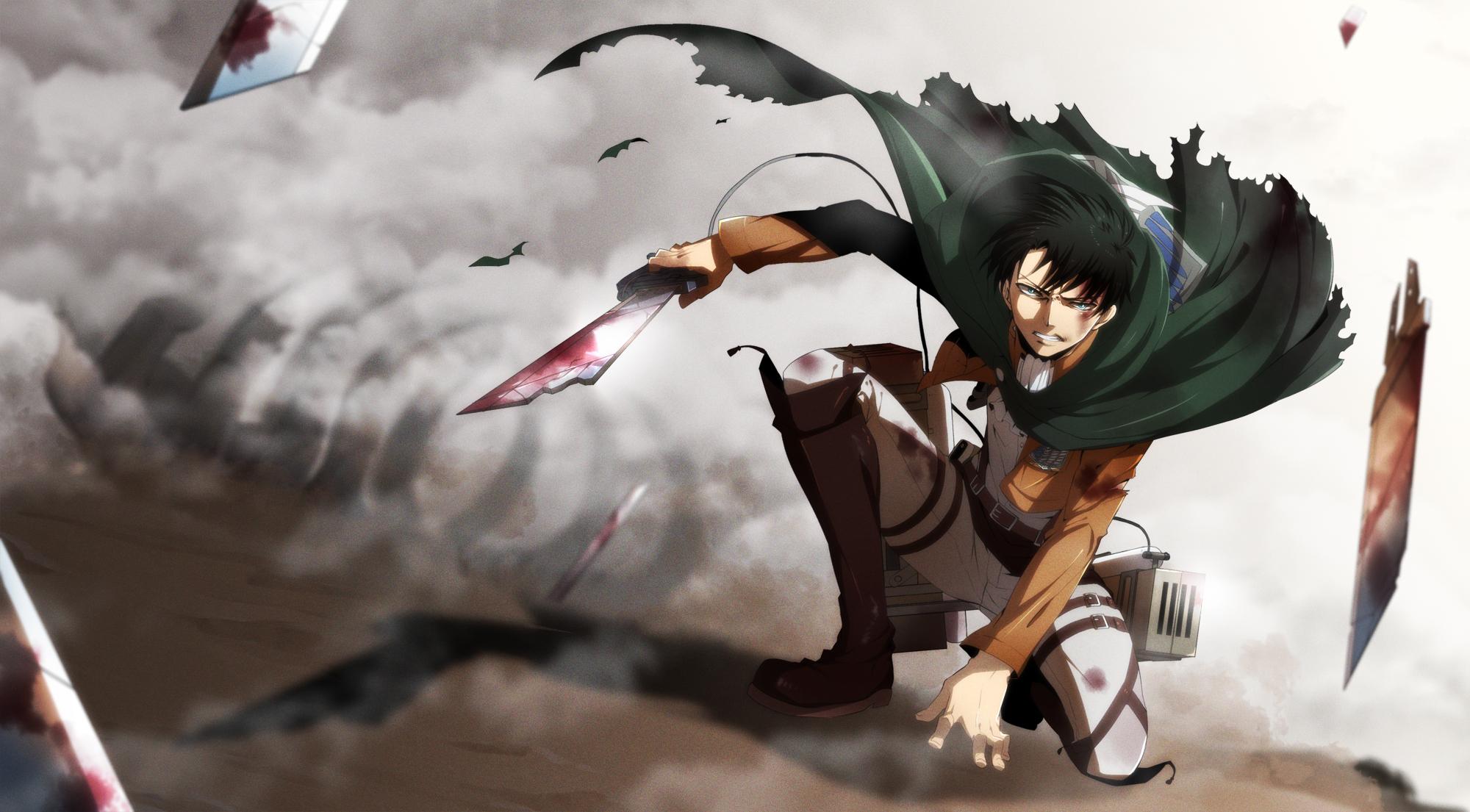 Attack On Titan Wallpaper Page 2 Zerochan Anime Image Board