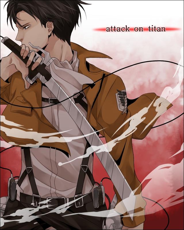 Tags: Anime, Pixiv Id 5477238, Attack on Titan, Levi Ackerman, Pixiv, Fanart, Fanart From Pixiv