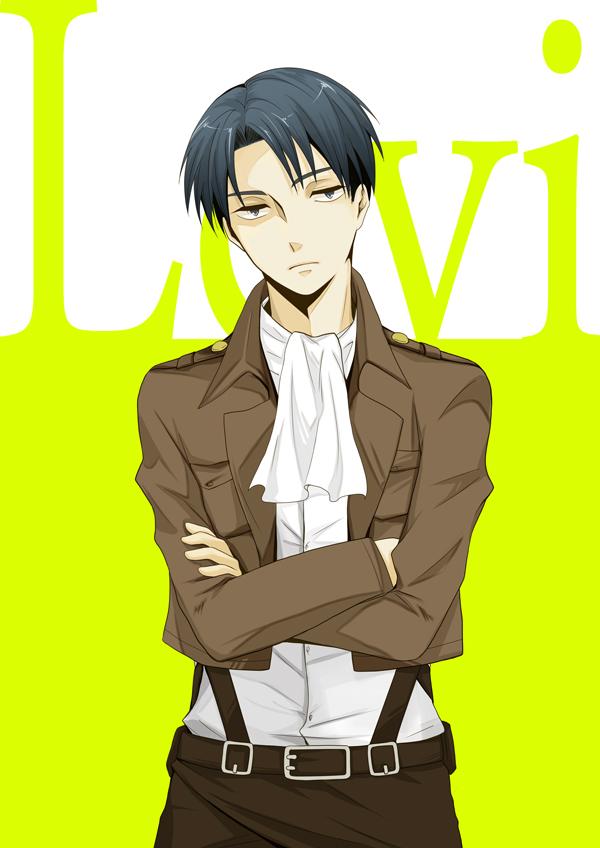 Tags: Anime, Pixiv Id 7545464, Attack on Titan, Levi Ackerman, Fanart From Pixiv, Mobile Wallpaper, Pixiv, Fanart