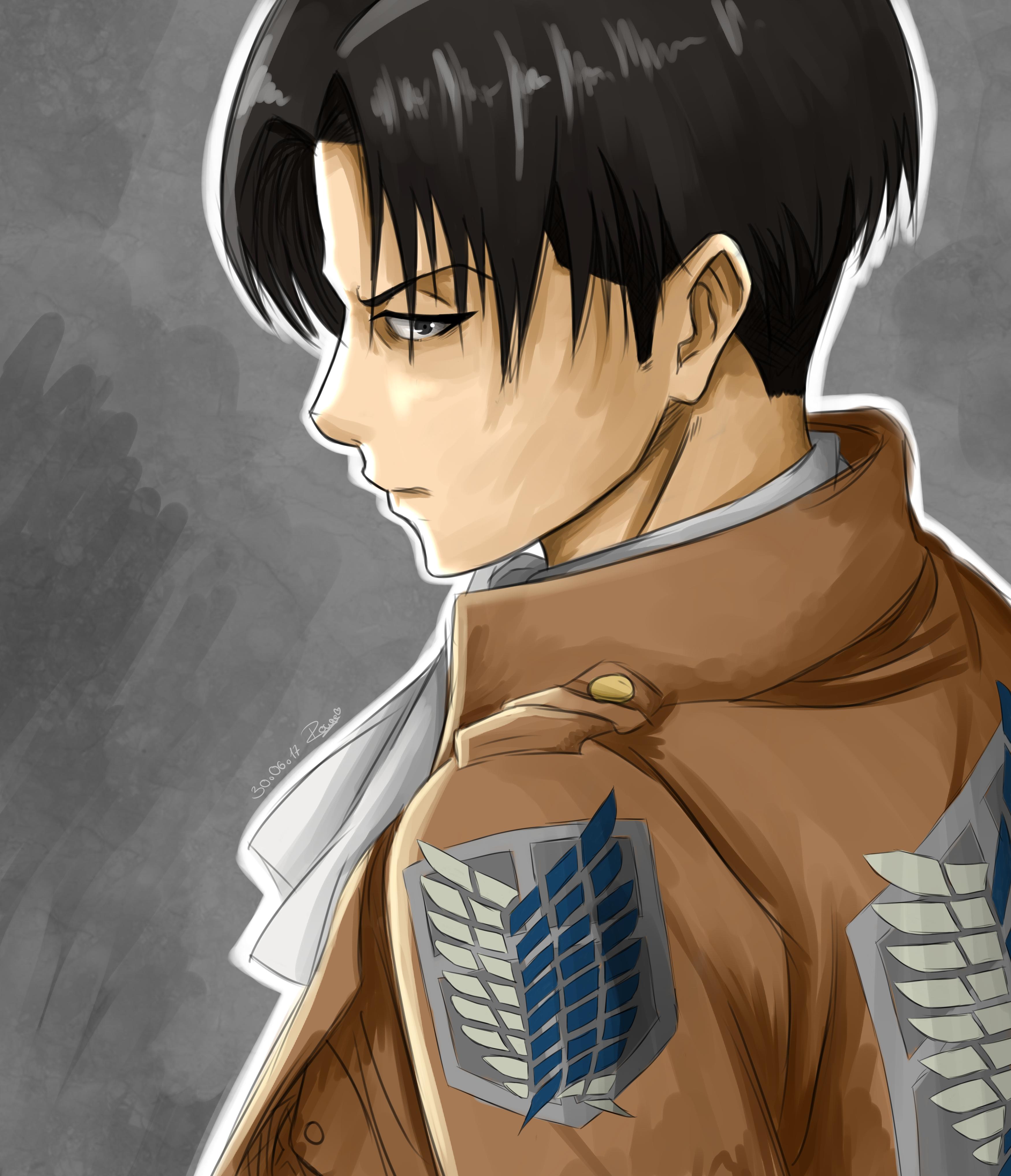 Read Manga Online Free: Attack On Titan