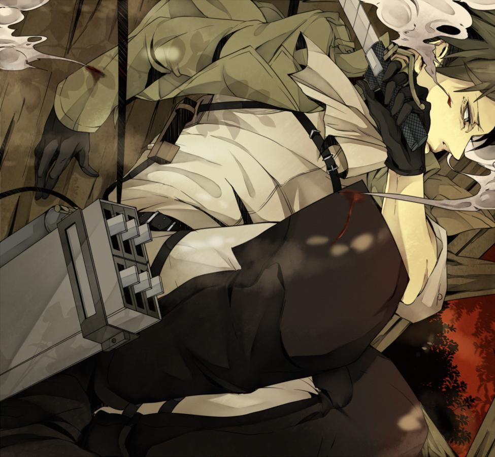 levi attack on titan zerochan anime image board