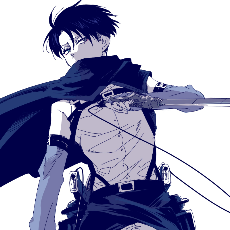 Dimensional Anime Characters : Levi zerochan